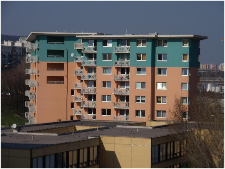 Nájomný bytový dom Bratislava Karlová Ves